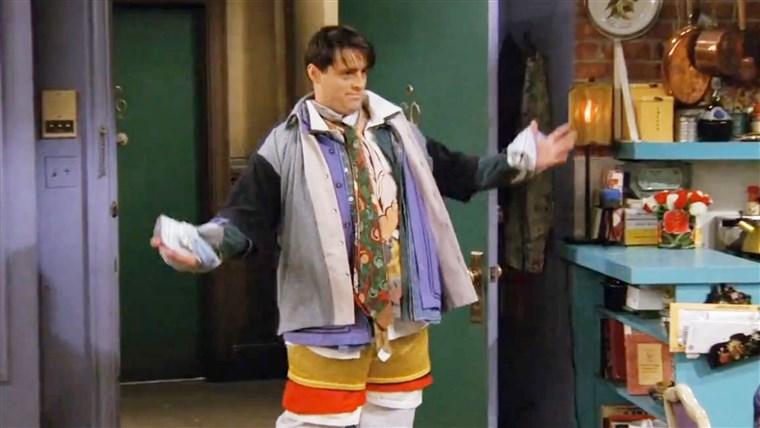 Joey-friends-avec tous les vêtements
